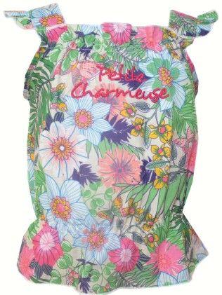 Girl's Floral Top - Bulle De BB