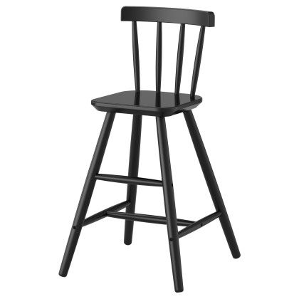Junior Chair - Black - Home Essentials
