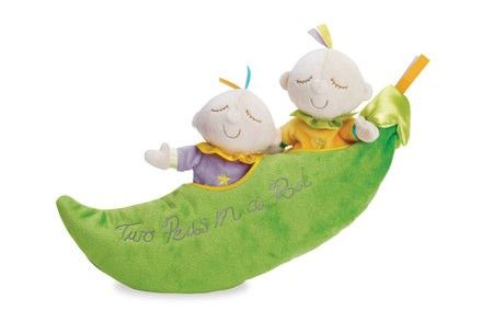 Two Peas In A Pod - Manhattan Toy