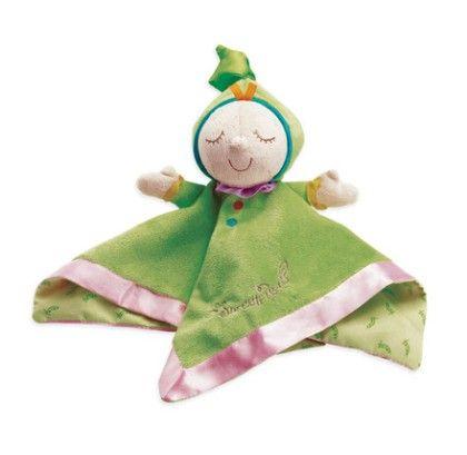 Snuggle Pods Sweet Pea Blankie - Manhattan Toy