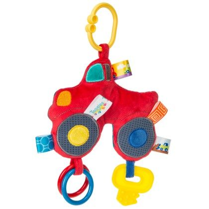 Taggies Wheelies Activity Toy - Monster Truck - Mary Meyer