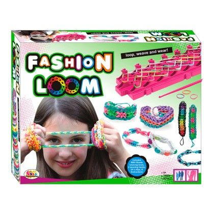 Fashion Loom Bands Medium - EKTA