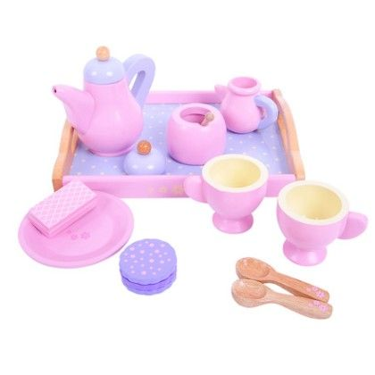 Candy Floss Tea Tray Set - Big Jig Toys