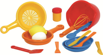 Cook Set - Big Jig Toys