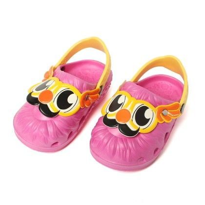 Face Slip Ons-pink - Red Apple