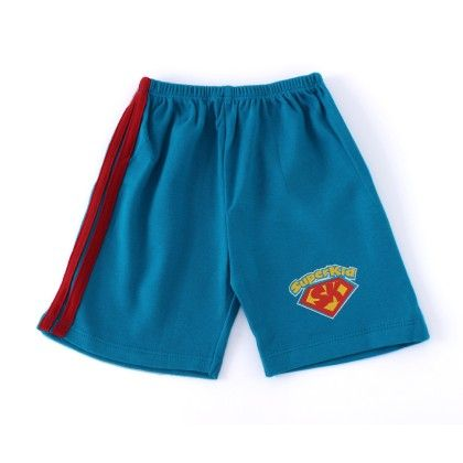 Super Kid Babies Shorts-blue - Tantra