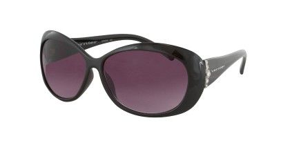 Vernier Women's Black  Sunreaders Reading Sunglasses - 2.5 - Vernier Watches