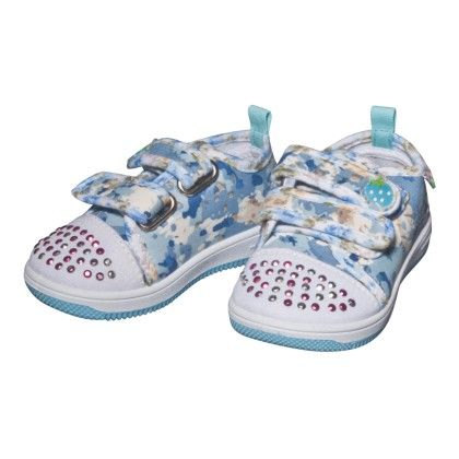 Mee Mee Shoes In Light Blue