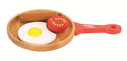 Cooked Breakfast Set - Big Jig Toys