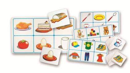 Early Years Lotto Game - EDUK8