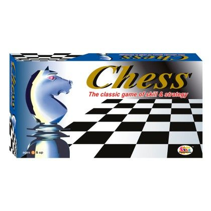 Chess Jr. Board Game Family Game - EKTA