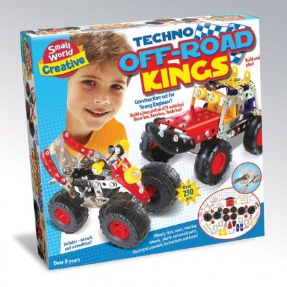 Techno Off-road Kings - Small World Toys