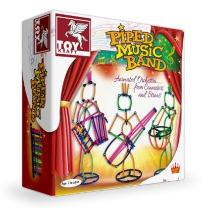 Piped Music Band - TOY-KRAFT