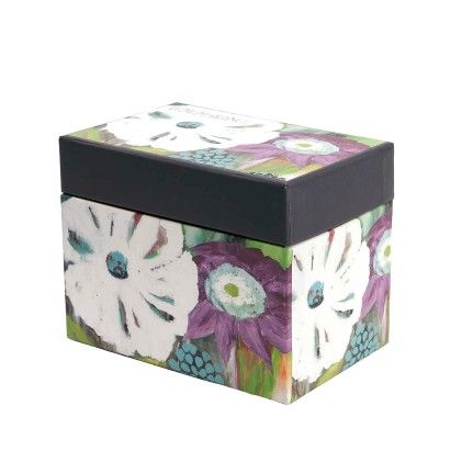 Memory Box With Cards - Cherished Haven - CR Gibson