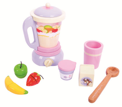 Candy Floss Smoothie Mixer Set - Big Jig Toys