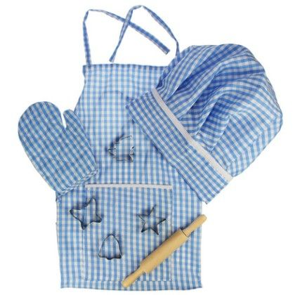 Blue Chef's Set - Big Jig Toys
