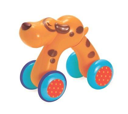 Go! Puppy Push Toy - Manhattan Toy