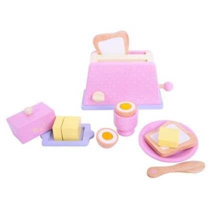 Candy Floss Breakfast Set - Big Jig Toys