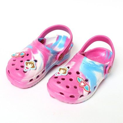 Shaded Slip Ons-pink - Red Apple