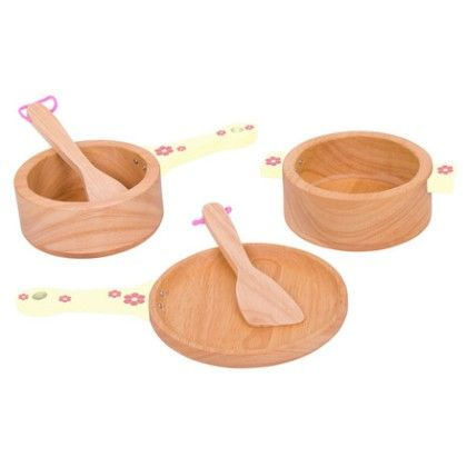 Pots And Pans Set - Big Jig Toys