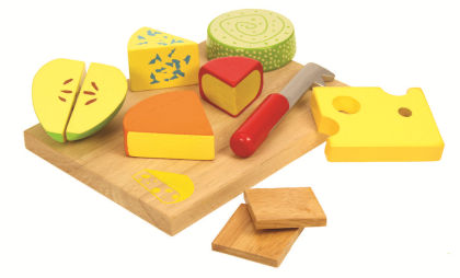 Cheese Board Set - Big Jig Toys