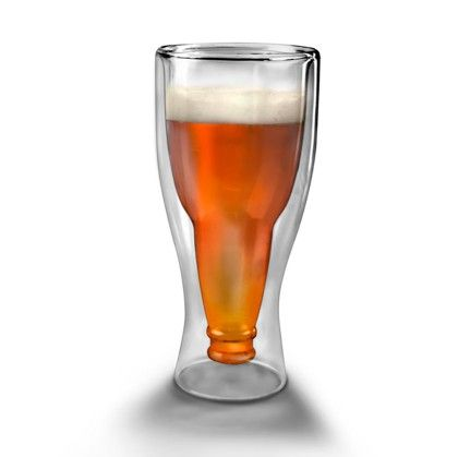 Hopside Down-beer Glass - HitPlay