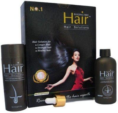 Hair Builder, Building Fiber, Growth Liquid(150 G) - Magnus