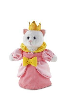 Hand Puppet Cat & Princess - Trudi