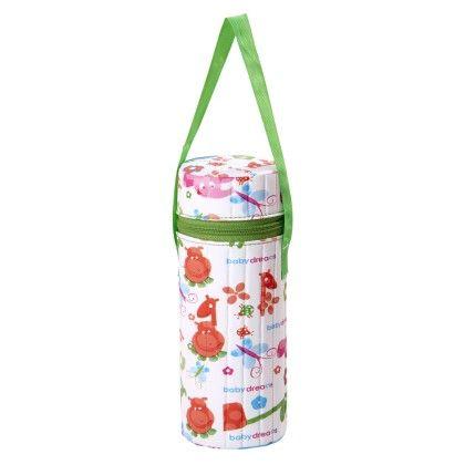 Single Bottle Insulator-green - Morisons* Baby Dreams