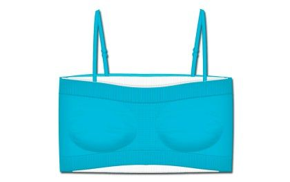 Double Take Reversible Bra Blue - Rene Rofe