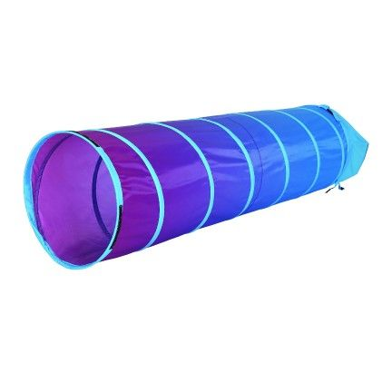 Blue Tie Dye Tunnel - Pacific Play Tents