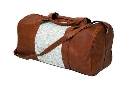 Duffle Bag Leather Bag Bag - Shor Sharaba
