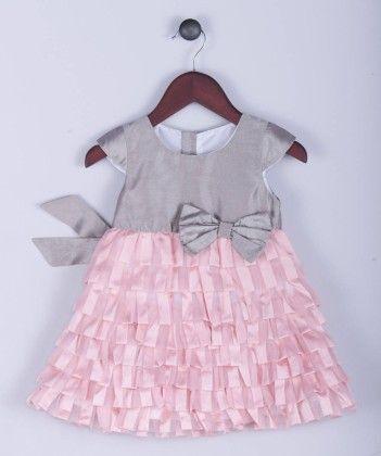 Tiered Organza And Taffeta Dress - Joe Ella