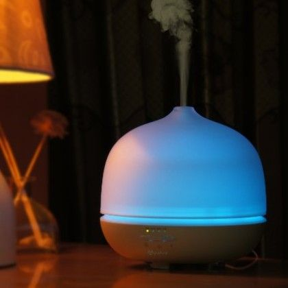 Apalus Glass Ultrasonic Aromatherapy Essential Oil Diffuser