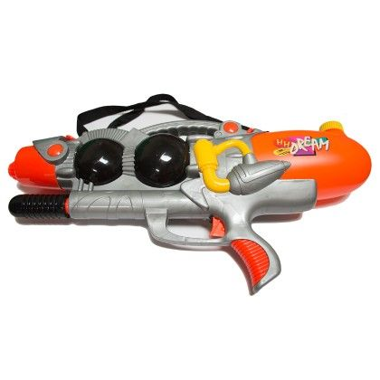 Super Shooter Water Gun With Strap - GLOPO