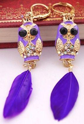 Wise Owl Purple - Shu Sam & Smith