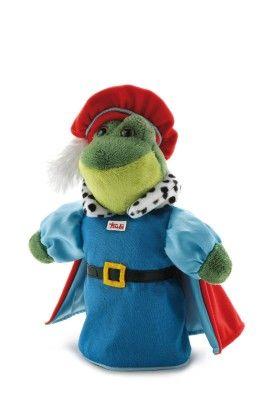 Hand Puppet Frog & Prince - Trudi