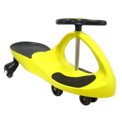 Swing Car (golden Yellow) - GLOPO