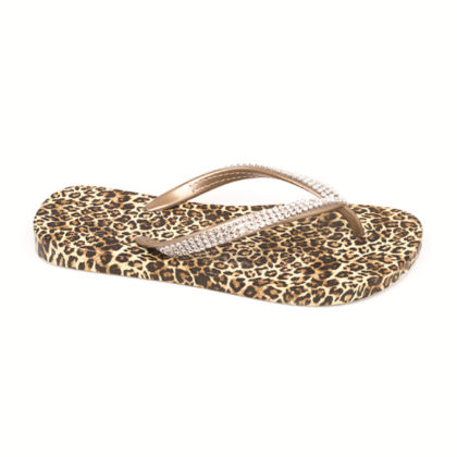 Floral All Over Printed Slippers 3 - Fresko