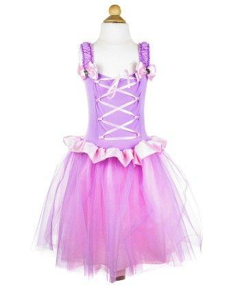 Lace Up Dress - My Princess Academy