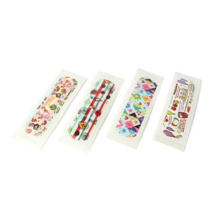 Assorted Printed Band Aids - Pack Of 4 Designs - Diya