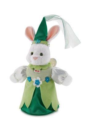 Hand Puppet Rabbit & Fairy - Trudi