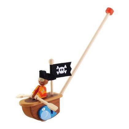 Push Along Pirate - Sevi