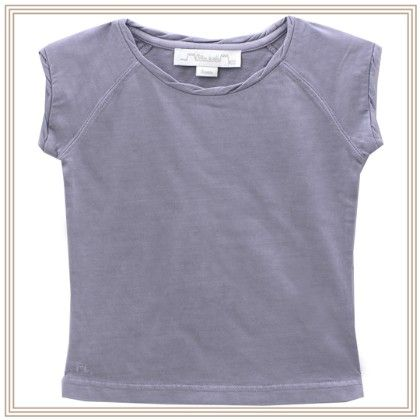 Celestine Sleeveless T-shirt With Star Purple - Chateau De Sable