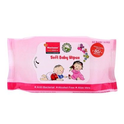 Soft Baby Wipes 30s-price Off - Morisons* Baby Dreams