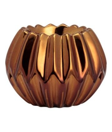 Tea Light/candle Holder - Bronze - H&M Home