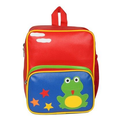 Backpack Leatherite - Red - Sprouts