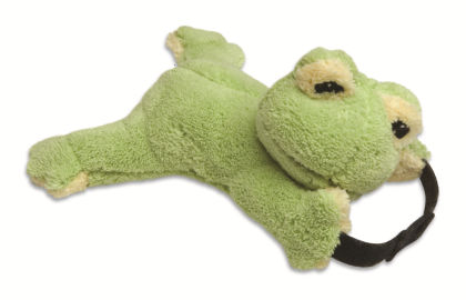 Bag Buddies Frog - Ton Ton For Kids
