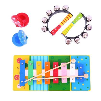 Wooden Music Set - Big Jig Toys