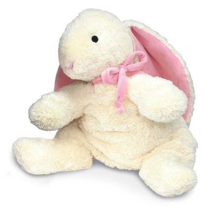Loppy Bunny Pink 16 Inches - North American Bear